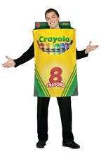 Picture of Crayola Crayon Box Adult Unisex Costume