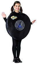 Picture of Magic 8 Ball Child Costume