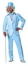 Picture of Dumb and Dumber Harry Blue Tuxedo Adult Mens Costume
