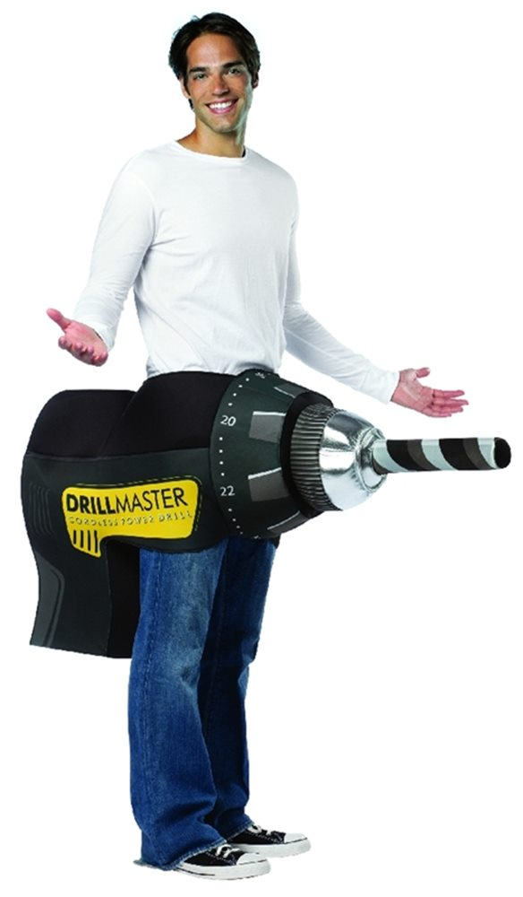 Picture of Hard Wear Drill Adult Costume