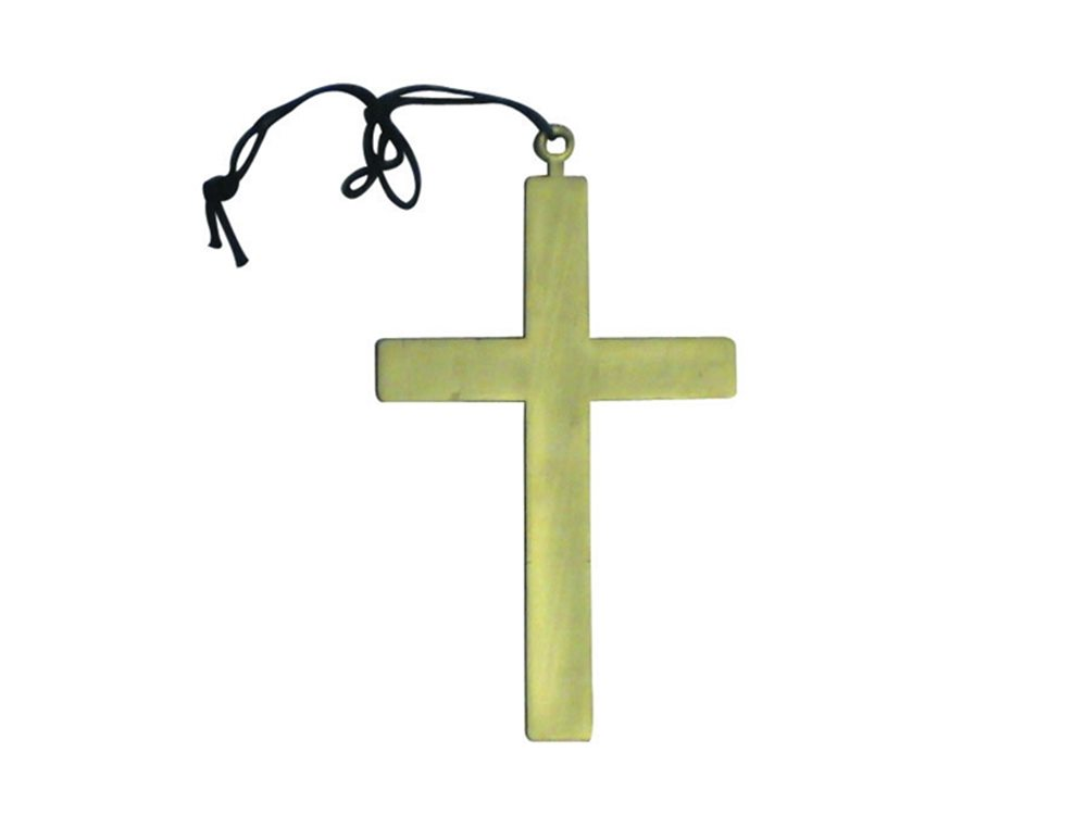 Picture of Monk Cross-9""