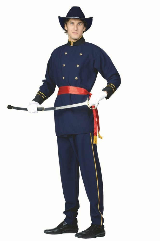 Picture of Civil War Union Officer Adult Mens Costume