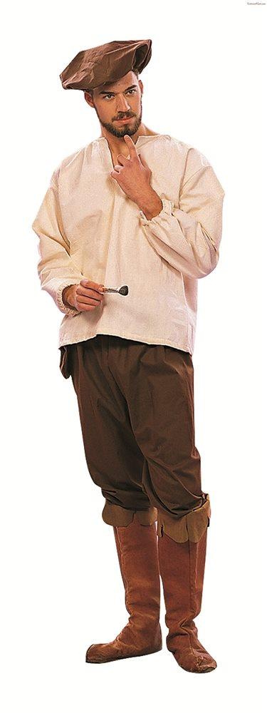 Picture of Renaissance Peasant Adult Mens Costume