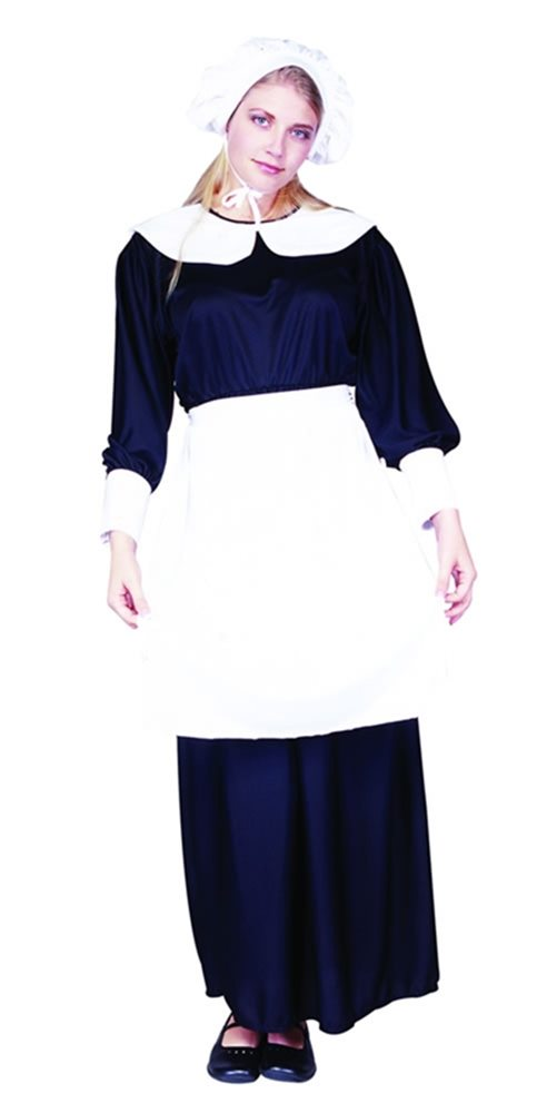 Picture of Pilgrim Lady Adult Costume