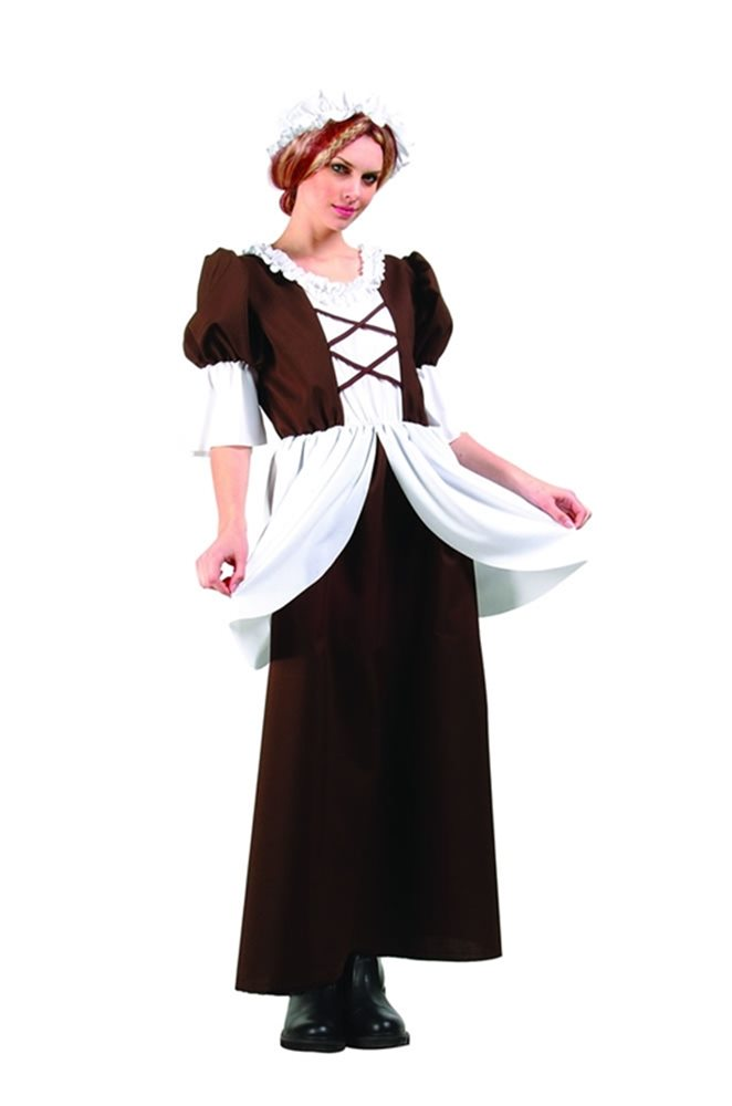 Picture of Colonial Lady Adult Costume