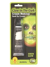 Picture of Glow In The Dark Cream Makeup