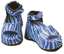 Picture of Deluxe Melody Platform Shoes Blue