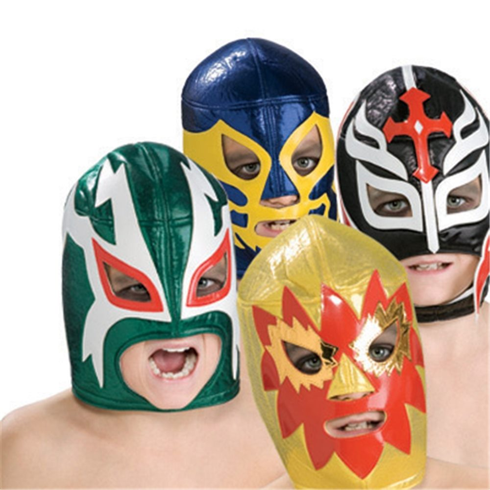 Picture of Luchadores Fabric Mask