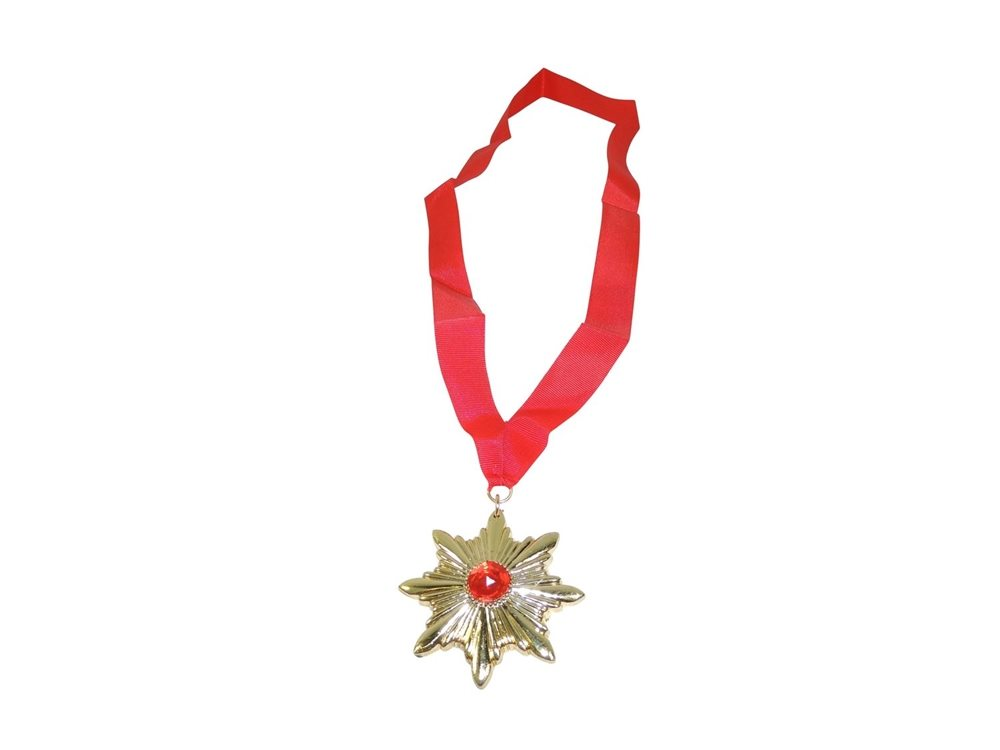 Picture of Dracula Medal