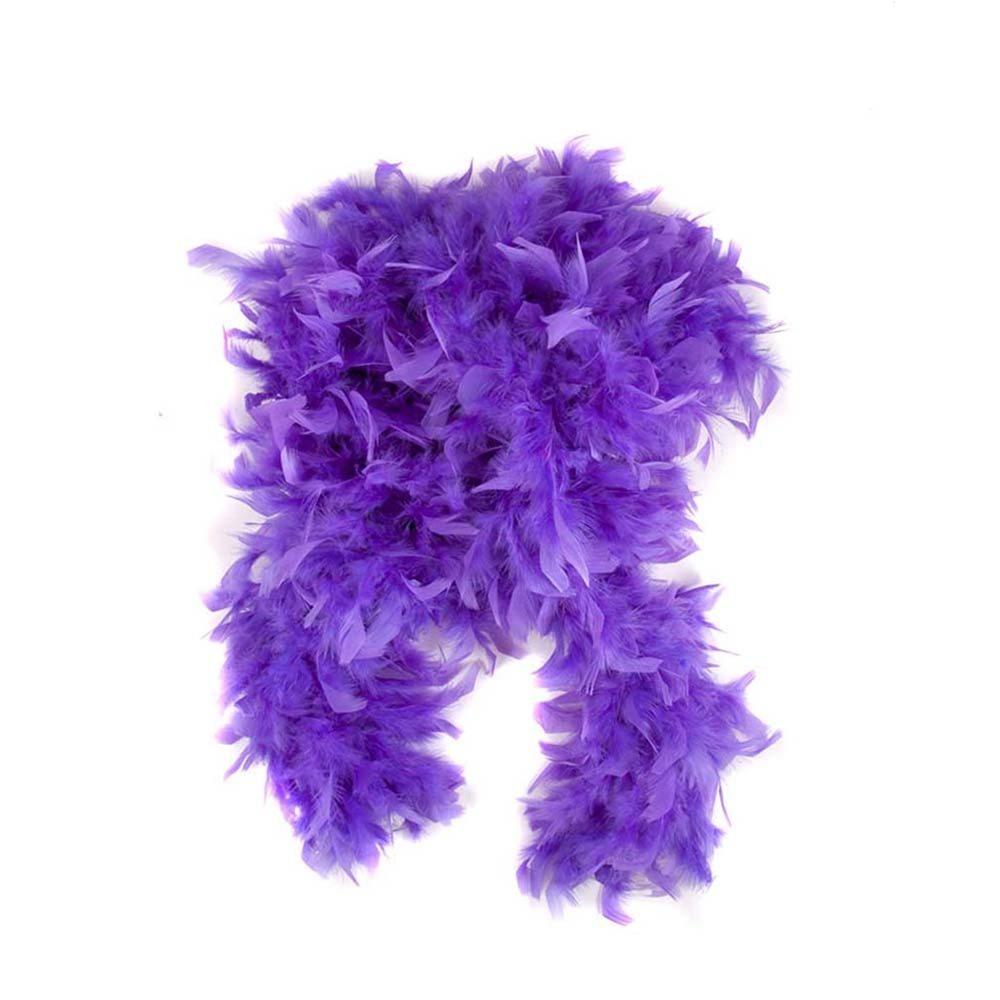 Picture of Purple Feather Boa