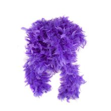 Picture of Purple Feather Boa