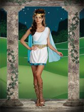 Picture of Its Chic to be Greek Sexy Adult Womens Costume