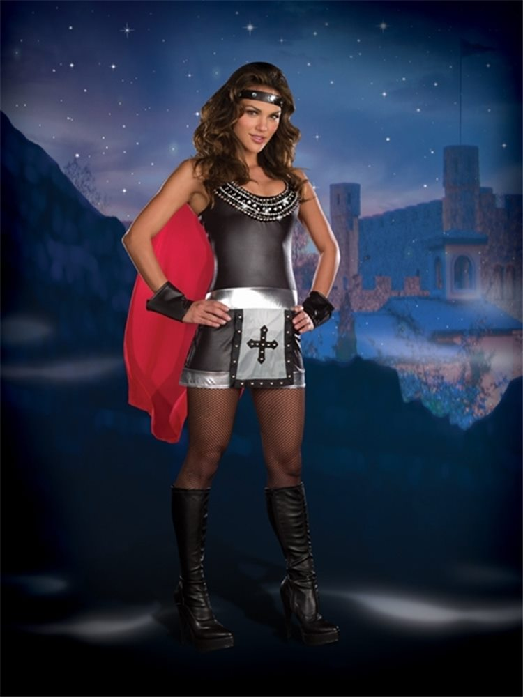 Picture of Babe-a-Lonian Warrior Queen Costume