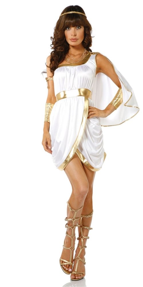 Picture of Immortal Beauty Adult Womens Costume