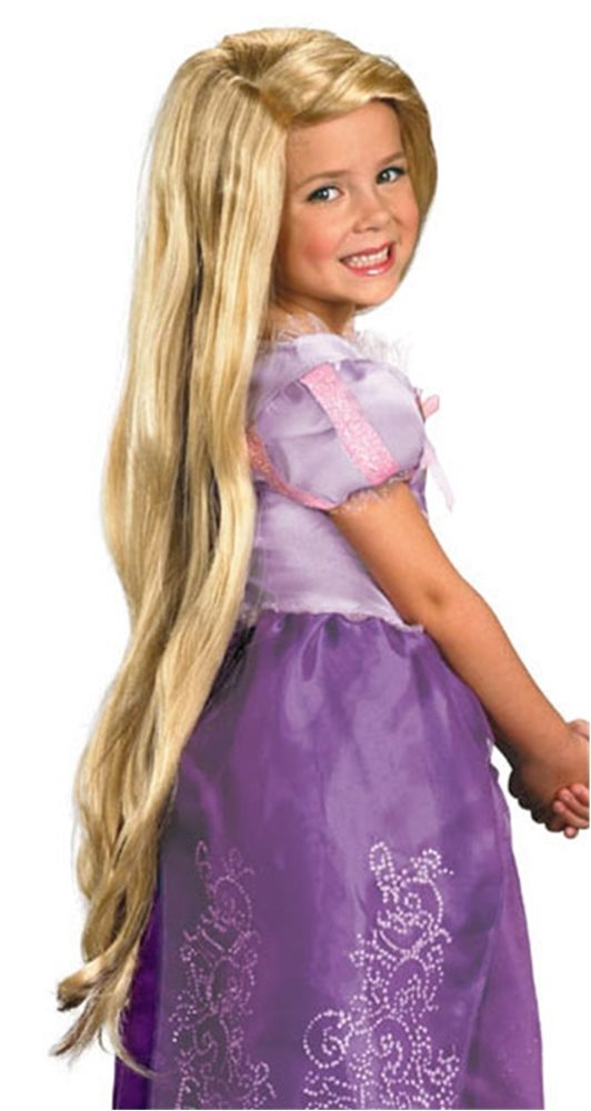 Picture of Disney Tangled Rapunzel Child Wig