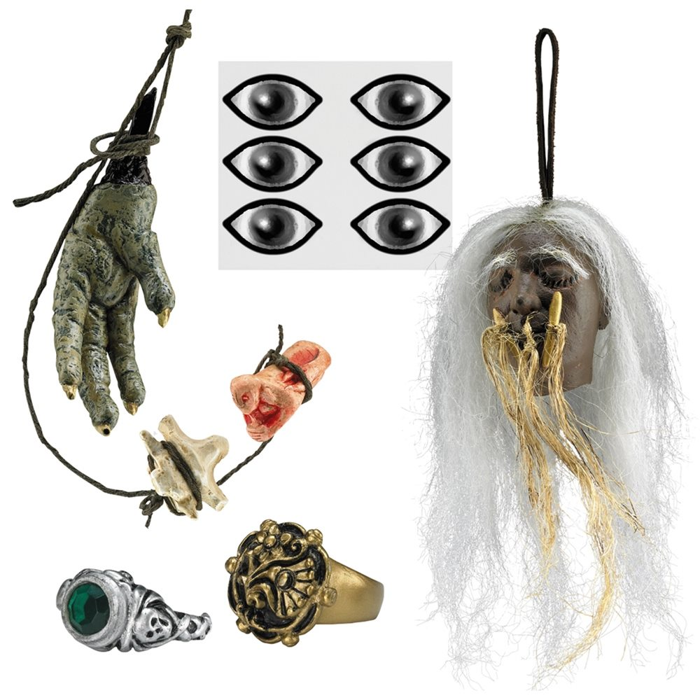 Picture of Cannibal Jack Sparrow Kit