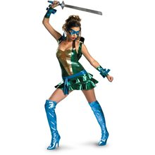 Picture of Teenage Mutant Ninja Turtles Sexy Leonardo Adult Costume