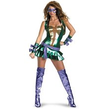 Picture of Teenage Mutant Ninja Turtles Sexy Donatello Adult Costume