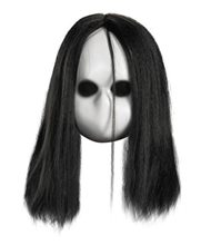 Picture of Blank Eyes Doll Adult Mask