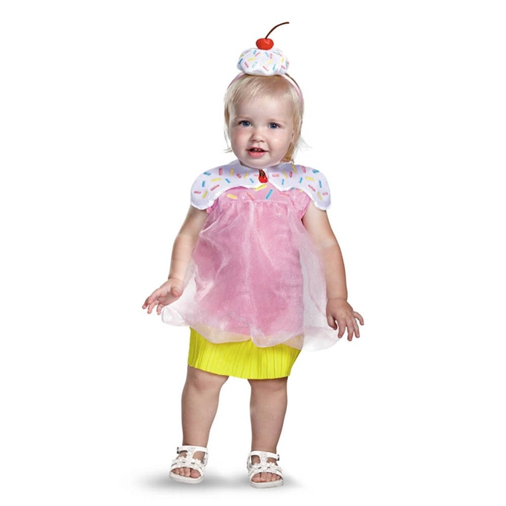 Picture of Cupcake Cutie Toddler Costume