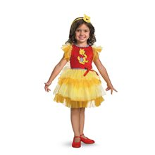 Picture of Frilly Winnie The Pooh Toddler Costume