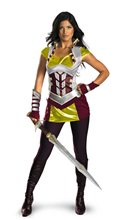 Picture of Marvel Deluxe Thor Sif Adult Womens Costume