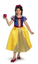 Picture of Deluxe Snow White Toddler & Child Costume