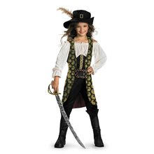 Picture of Deluxe Angelica Child Costume
