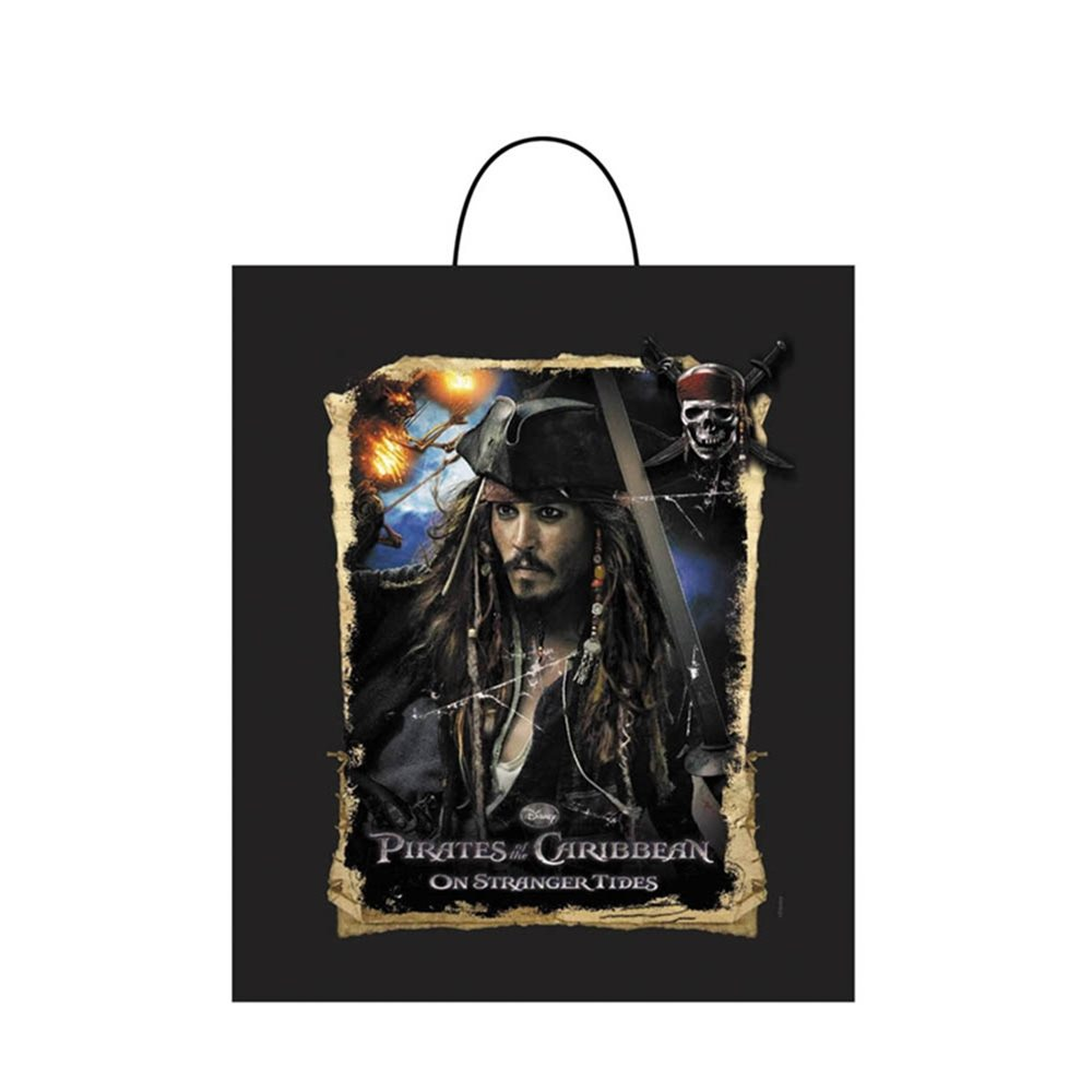 Picture of Pirates of the Carribbean Treat Bag