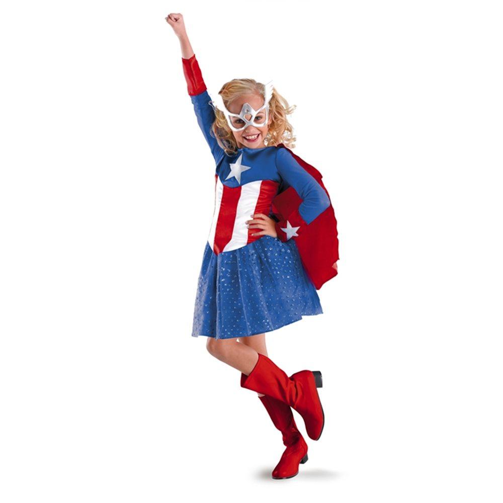 Picture of American Dream Girl Classic Child Costume