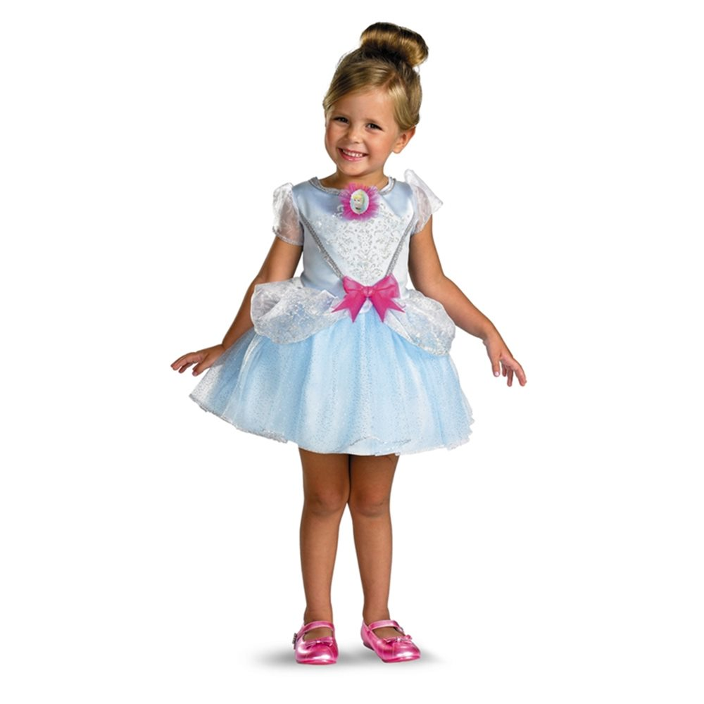 Picture of Cinderella Ballerina Classic Toddler Costume
