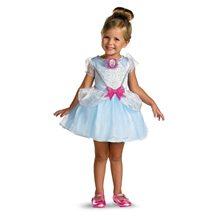 Picture of Cinderella Ballerina Classic Toddler Costume