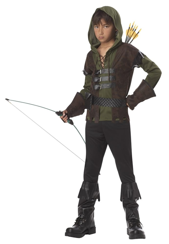 Picture of Robin Hood Boys Costume