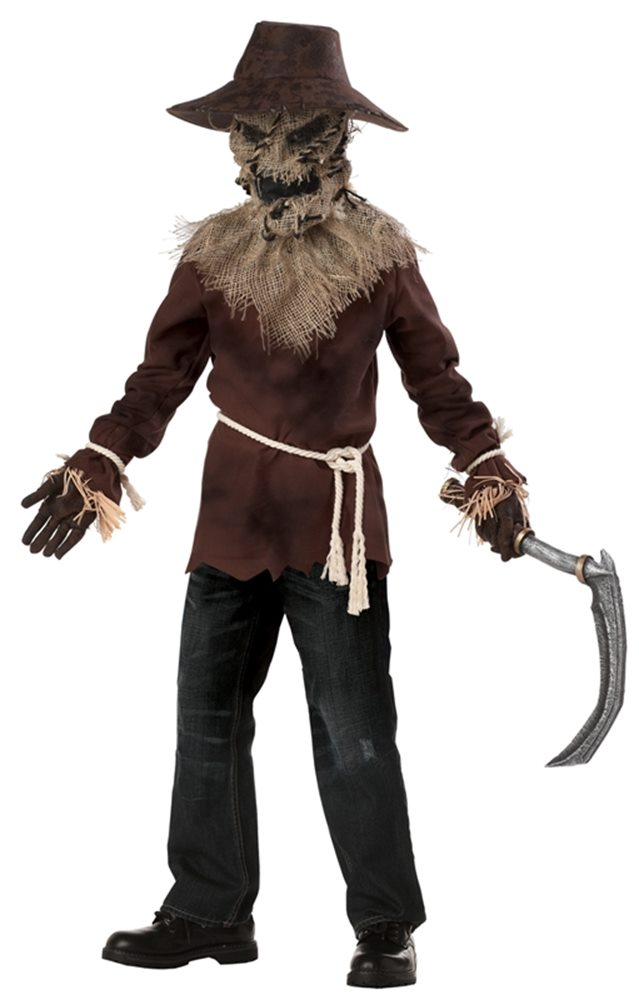 Picture of Wicked Scarecrow Child Costume
