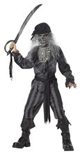 Picture of Ghost Ship Pirate Child Costume