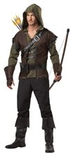 Picture of Robin Hood Adult Mens Costume