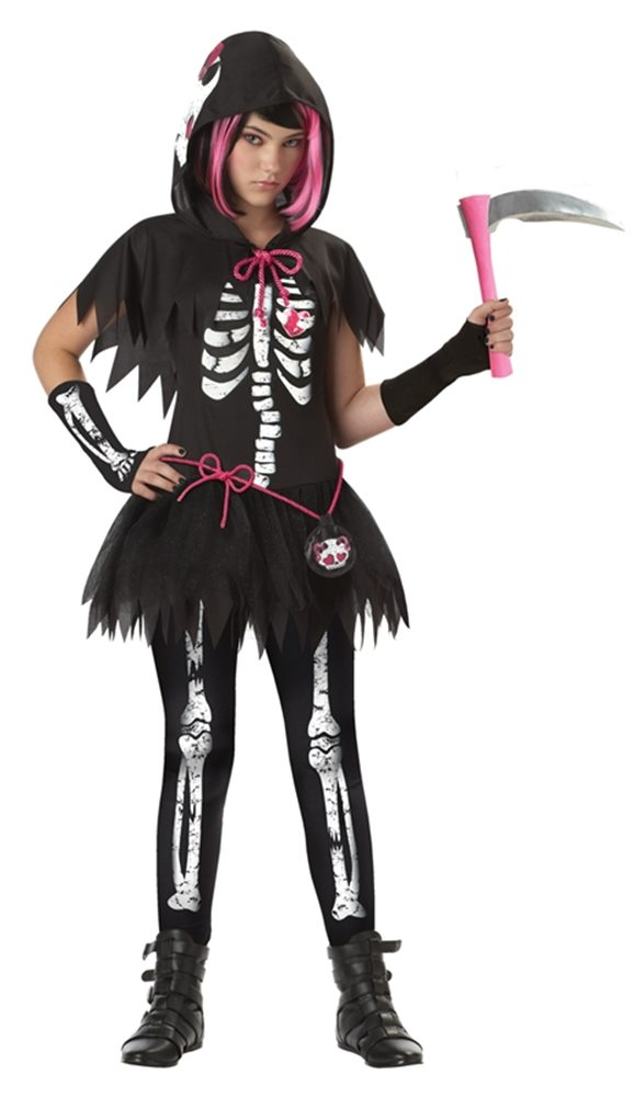 Picture of The Love Reaper Tween Costume