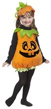 Picture of Pumpkin Girl Toddler Costume