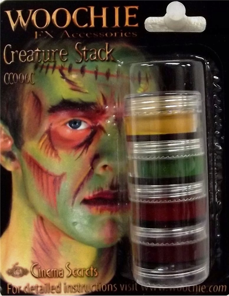 Picture of Creature Makeup Stack