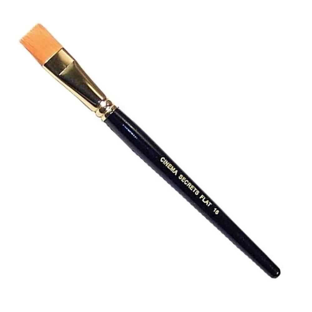 Picture of Flat Nylon Brush #16