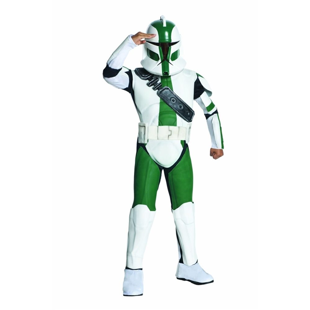 Picture of Star Wars Clone Trooper Gree Child Costume