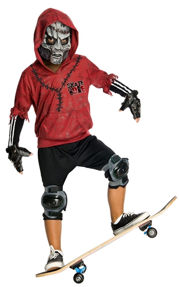 Picture of Skate or Die Stitches Child Costume