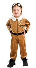 Picture of Aviator Child Infant & Toddler Costume
