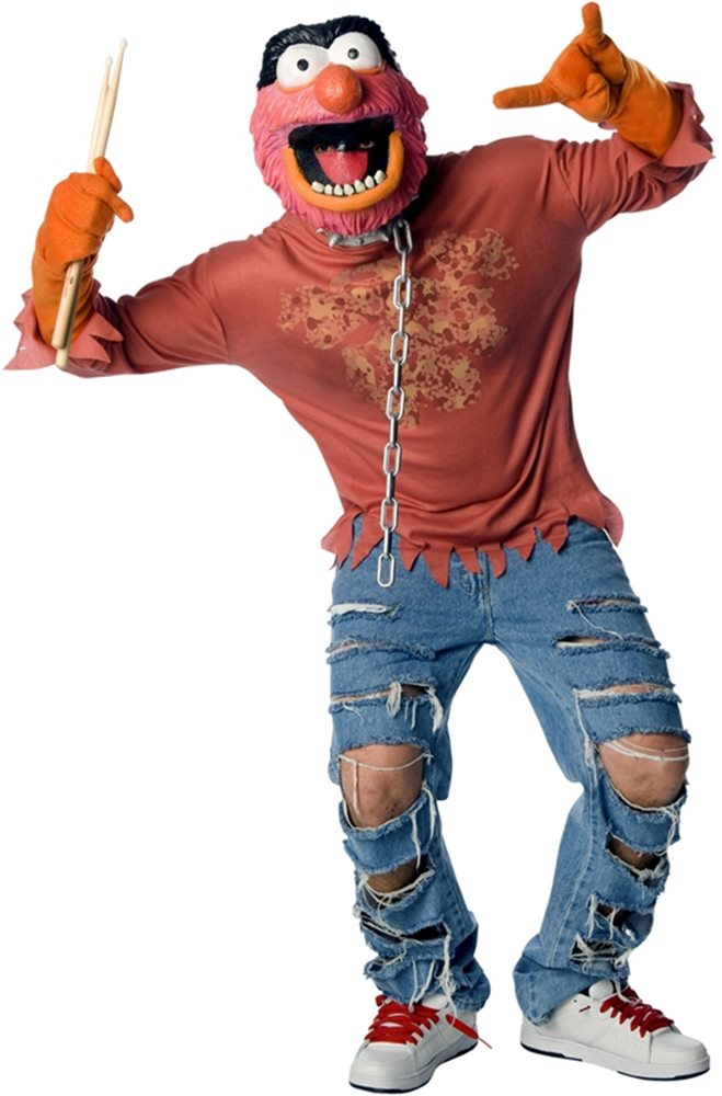 Picture of Muppets Animal Adult Mens Costume