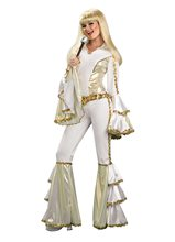 Picture of Disco Queen Adult Womens Costume