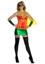 Picture of Robin Corset Adult Costume