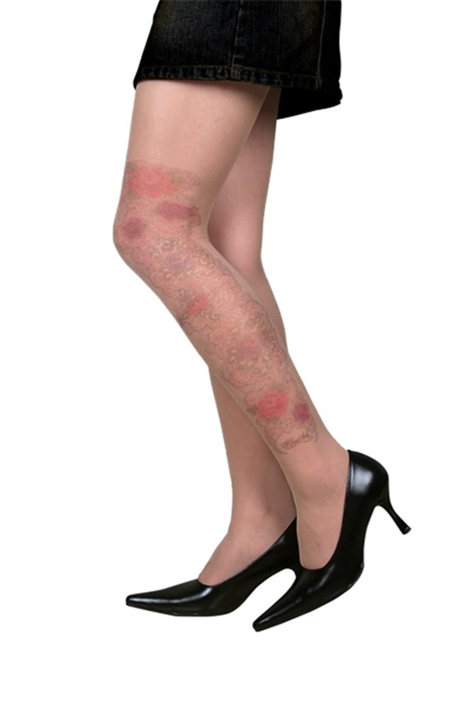Picture of Tattoo Stocking Flower Blossoms