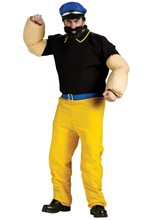 Picture of Popeye Brutus Adult Mens Costume