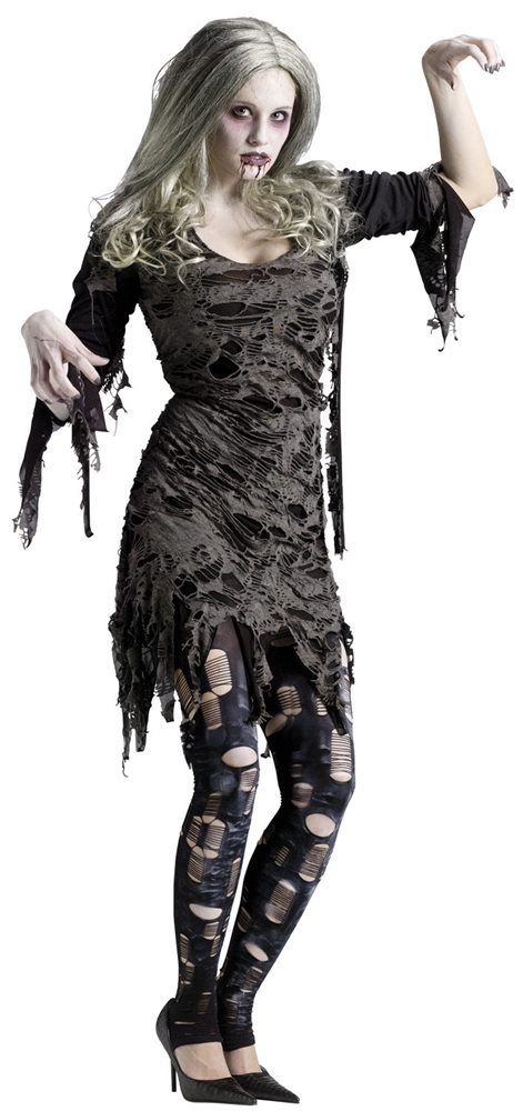 Picture of Living Dead Adult Womens Costume