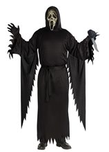 Picture of Scream Zombie Ghost Face Adult Mens Costume